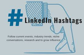 LINKEDIN TIP: USING HASHTAGS TO TO APPLY FOR JOBS